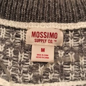Mossimo Supply Co. Sweaters - Mossimo Cozy Oversized crew neck sweater